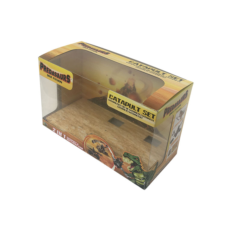 Mengsheng various shapes small gift boxes pvc inserted for toy storage-1