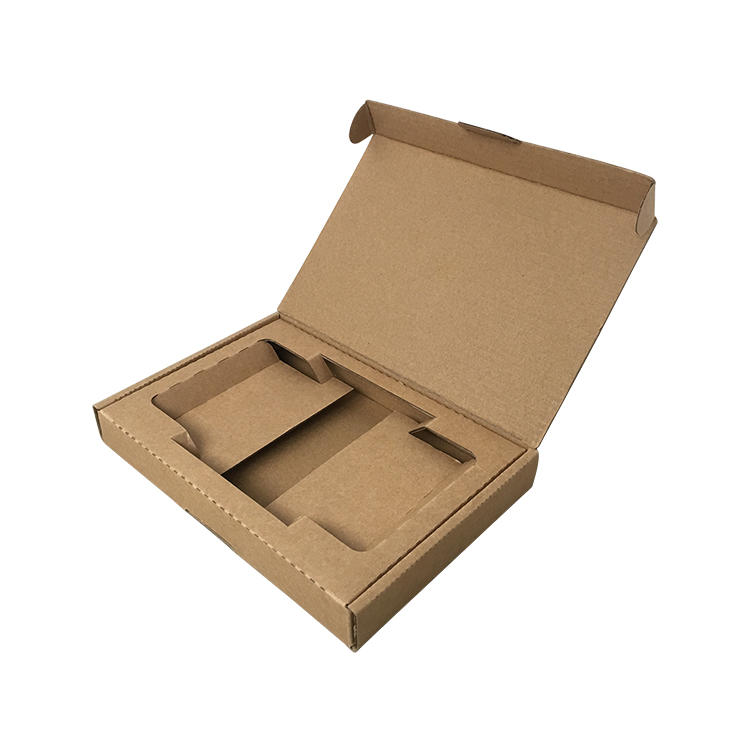 Mengsheng high quality mailing box printed cardboard convenient-3