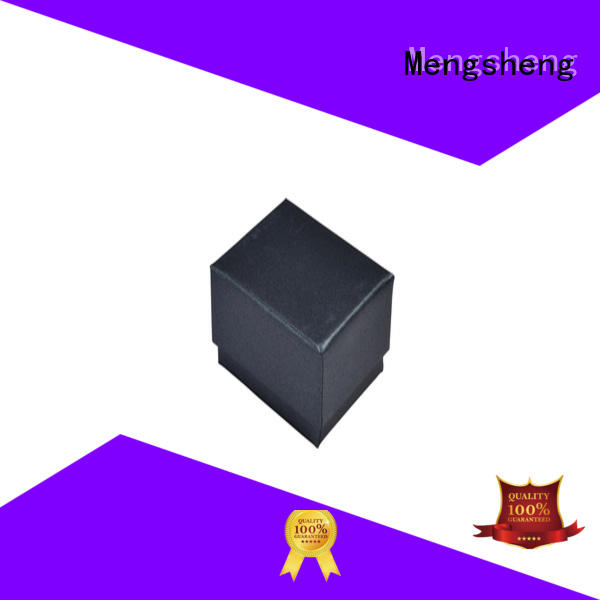 Mengsheng color earring gift box shoes packing convenient