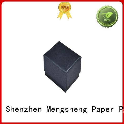 gift box supplier round tube Mengsheng