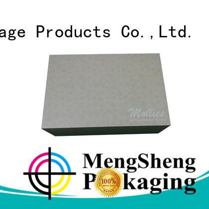 large cake box away top brand Mengsheng