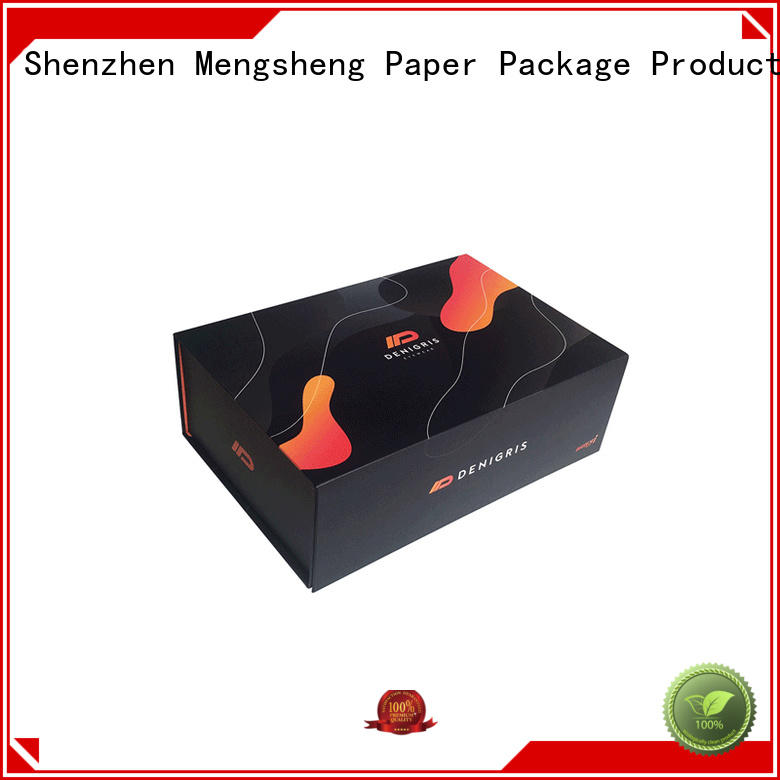 Mengsheng magnetic closure bridesmaid boxes sturdy top brand