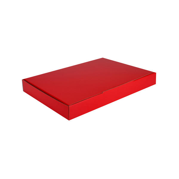 A5 Postal Branded Shipping Boxes 25mm High - Premium Colors