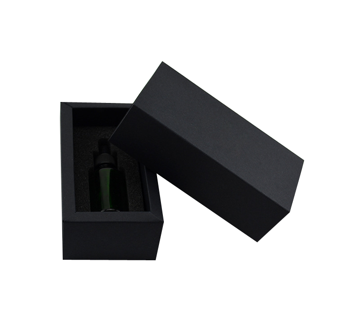 Mengsheng convenient paper boxes pvc inserted clothing shipping-4