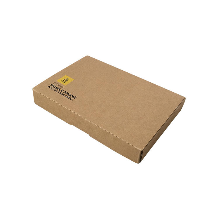 CELL PHONE PACKAGING - corrugated board, eco friendly, convenient, cheap