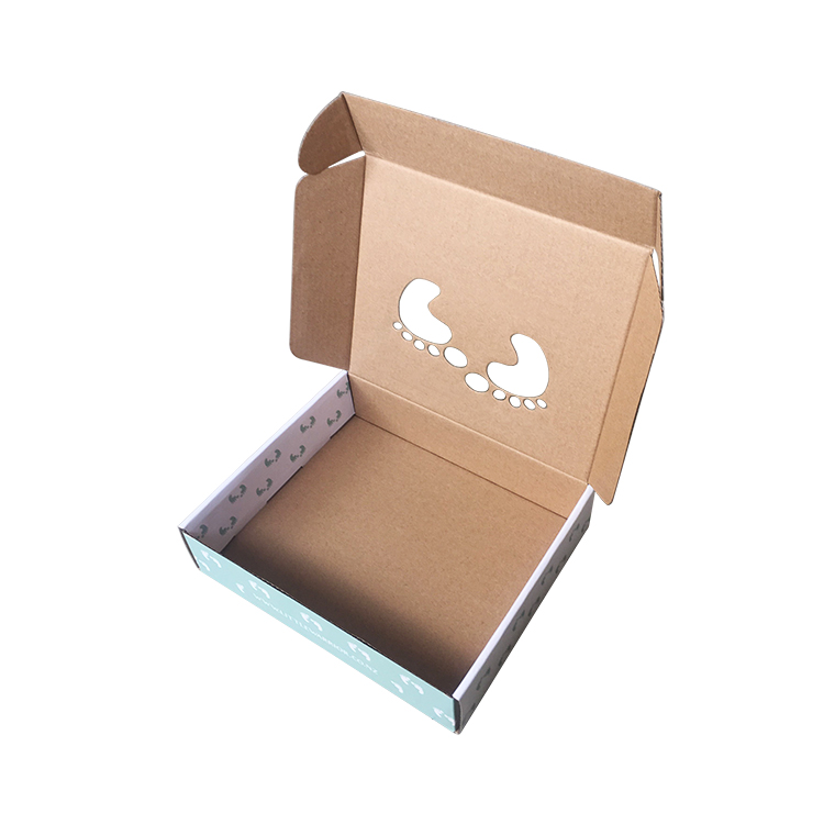 Mengsheng cosmetic packaging clothing boxes free sample with ribbon-1
