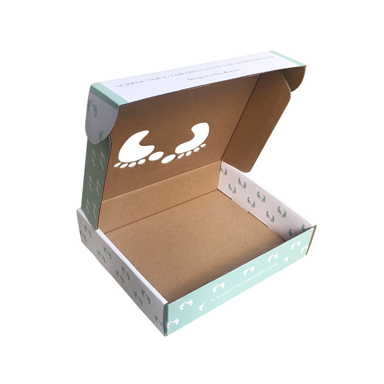 Mengsheng cosmetic packaging clothing boxes free sample with ribbon-2