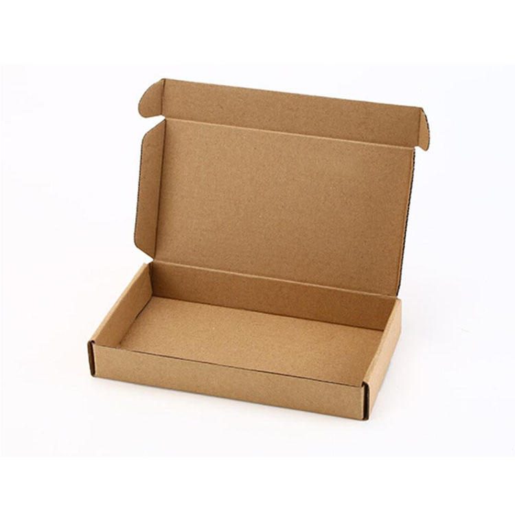 Mengsheng strong corrugated carton box clothing packing eco friendly