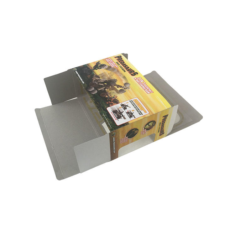 Mengsheng various shapes small gift boxes pvc inserted for toy storage