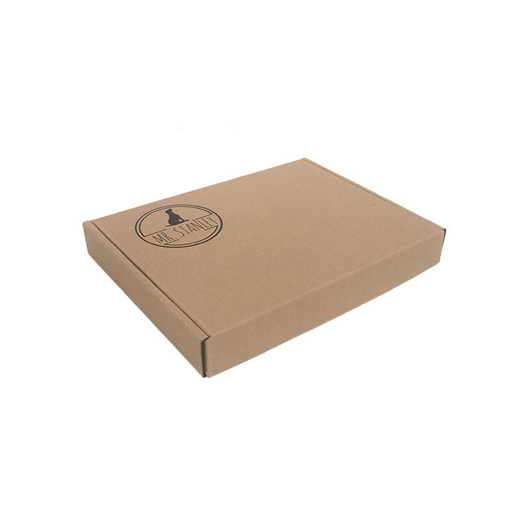 Custom Kraft Presentation Mailers Corrugated Mailer Boxes