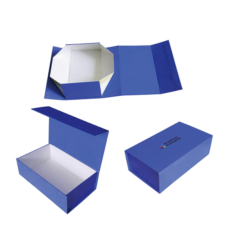 Magnetic Closure Gift Boxes custom colors for various packaging purposes