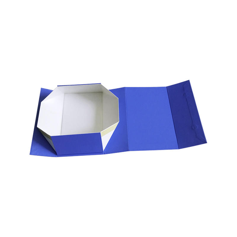 Magnetic Closure Gift Box Foldable Custom Colors For Various Packaging Purposes
