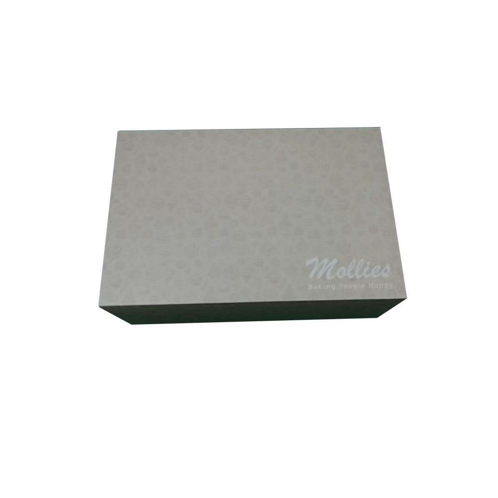 Mengsheng magnetic closure wedding cake boxes removable-6