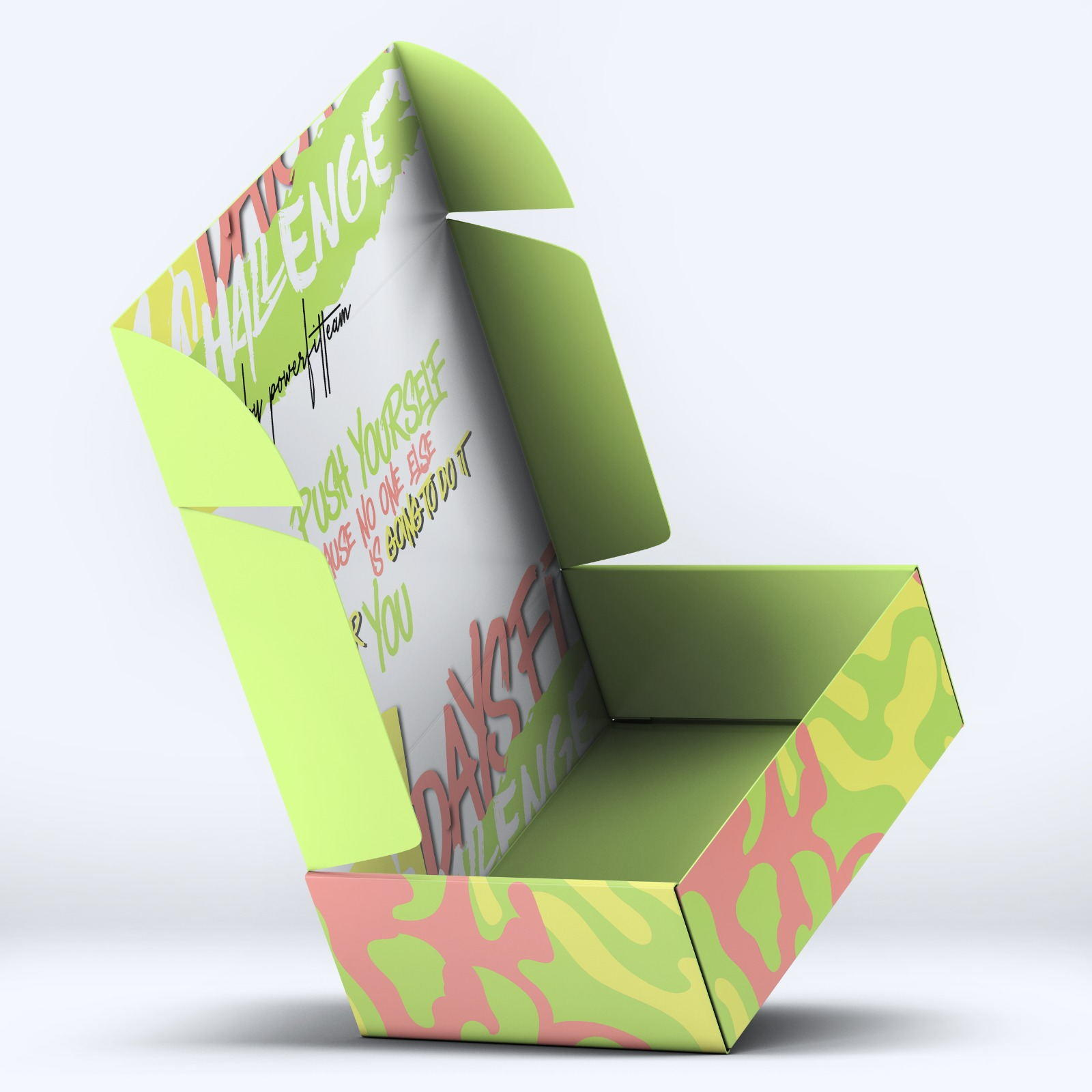 Professional Factory Shenzhen Supply Eco Kraft Corrugated Cardboard Box Custom Branding
