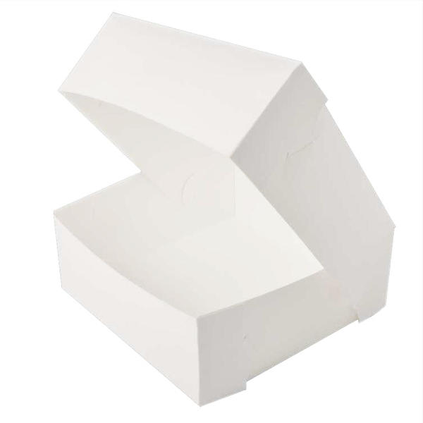 Food Packaging Paperboard Economical Cake Large Cake Box