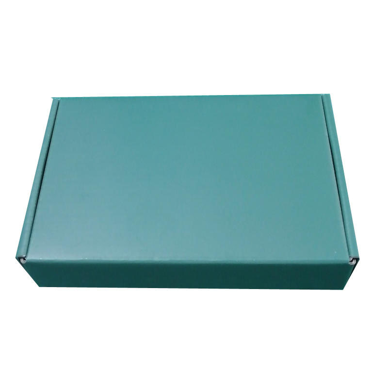 Mengsheng printing corrugated packaging box clothing packing convenient