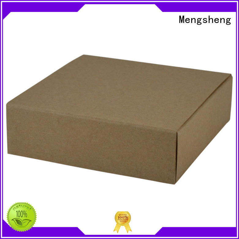 Mengsheng full color custom printed boxes sturdy for wholesale