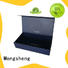 Mengsheng foldable foldable box folding garment packing