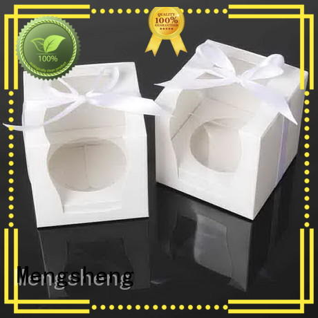 Mengsheng on top tall cake boxes ecofriendly