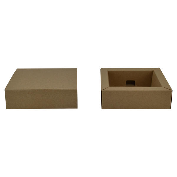 Mengsheng convenient paper boxes pvc inserted clothing shipping-2