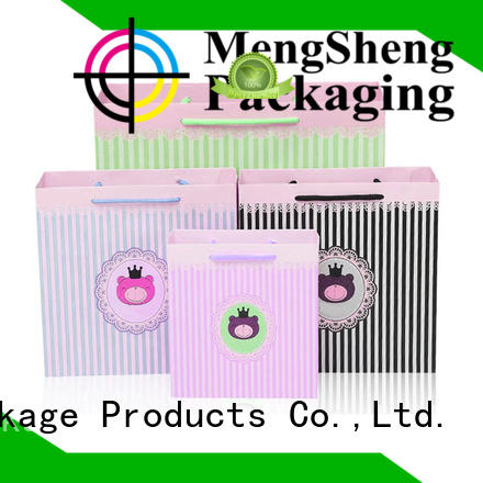 cheapest price bulk paper bags printing free sample with handles