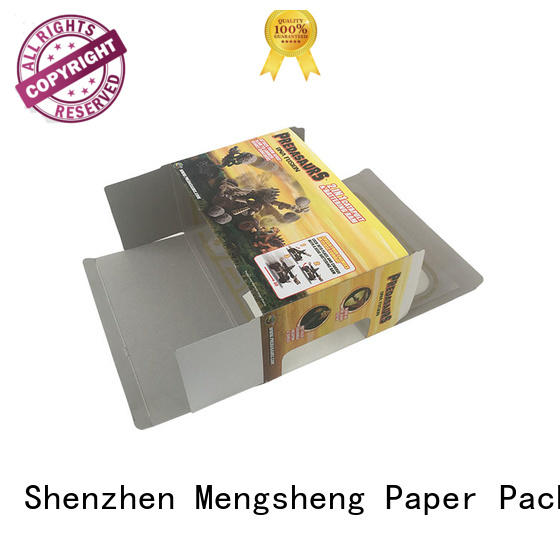 various shapes wrap box pvc inserted for christmas gift
