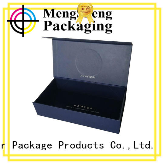 Mengsheng clothing shipping nice gift boxes sturdy for wholesale