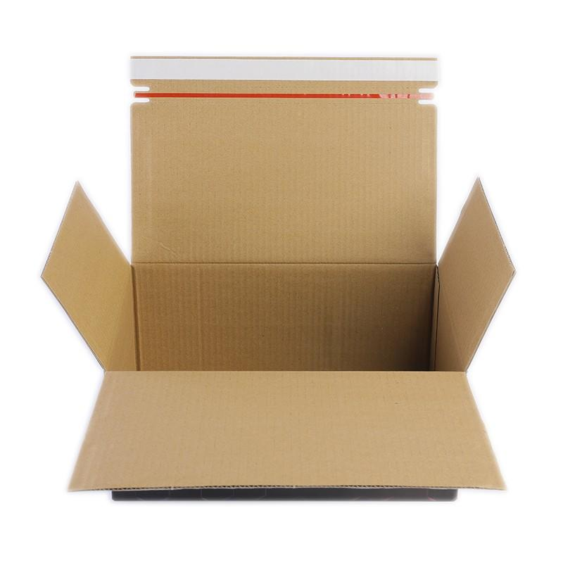 Mengsheng shipping cheap corrugated boxes double sides custom design-1