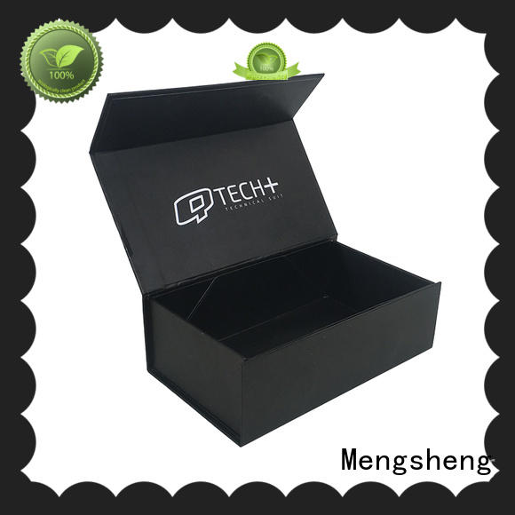 Mengsheng sponge perfume box design cheapest price for sale