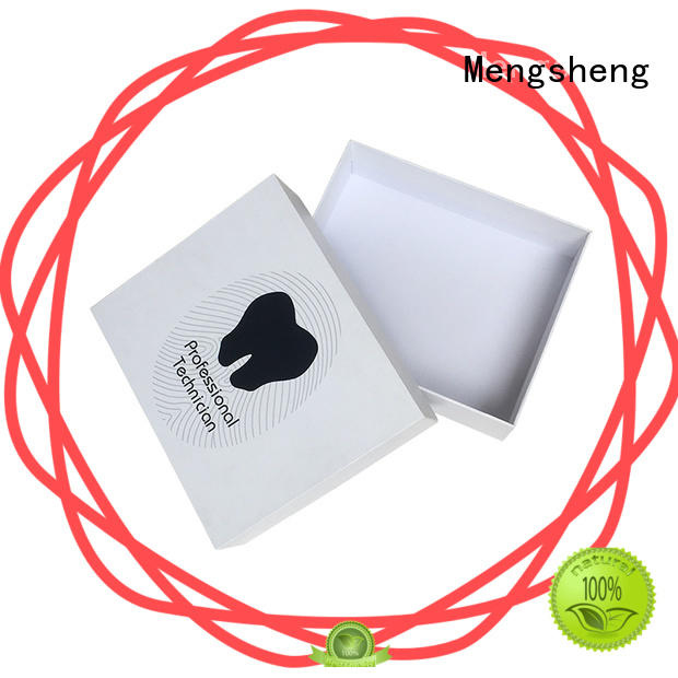 Mengsheng durable custom candy boxes free sample for sale