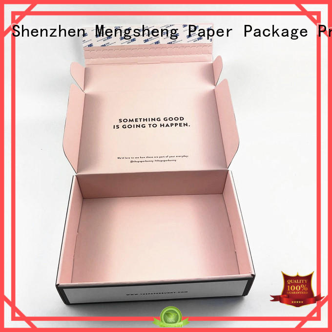 Mengsheng bottle packaging dress box oliver oil displaying with ribbon