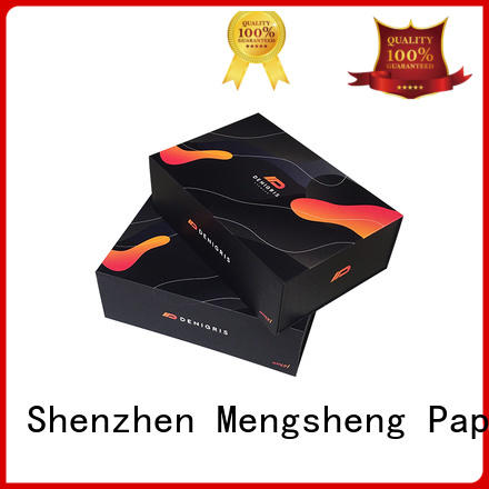 Mengsheng at discount magnet gift box hot-sale clothing shipping