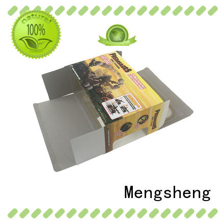 Mengsheng at discount custom toy box hot-sale with handles
