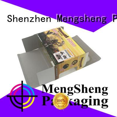 Mengsheng customized decorative gift boxes corrugated for toy storage
