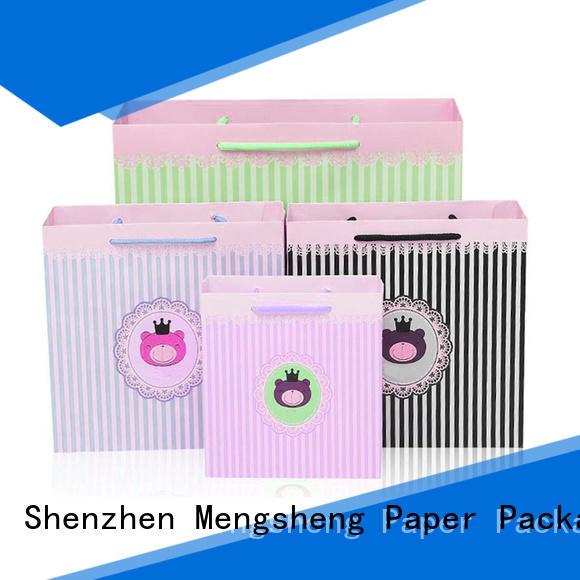 at discount paper box organizer printing hot-sale with ribbon