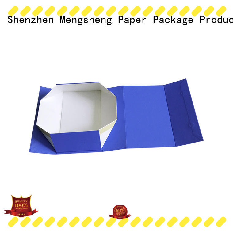 hot-sale fold up boxes folding logo printed swimwear packing