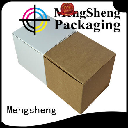 customized cute gift boxes eco-friendly for toy storage Mengsheng