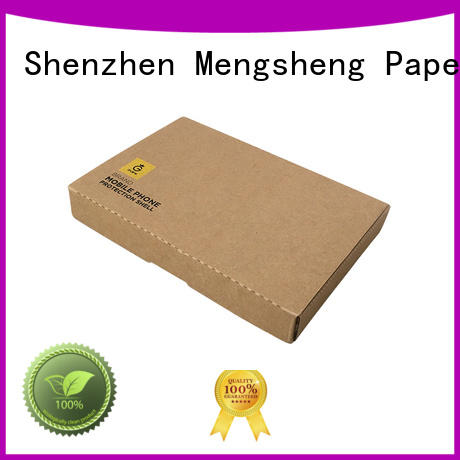 Mengsheng eco-friendly empty gift boxes printing for toy storage