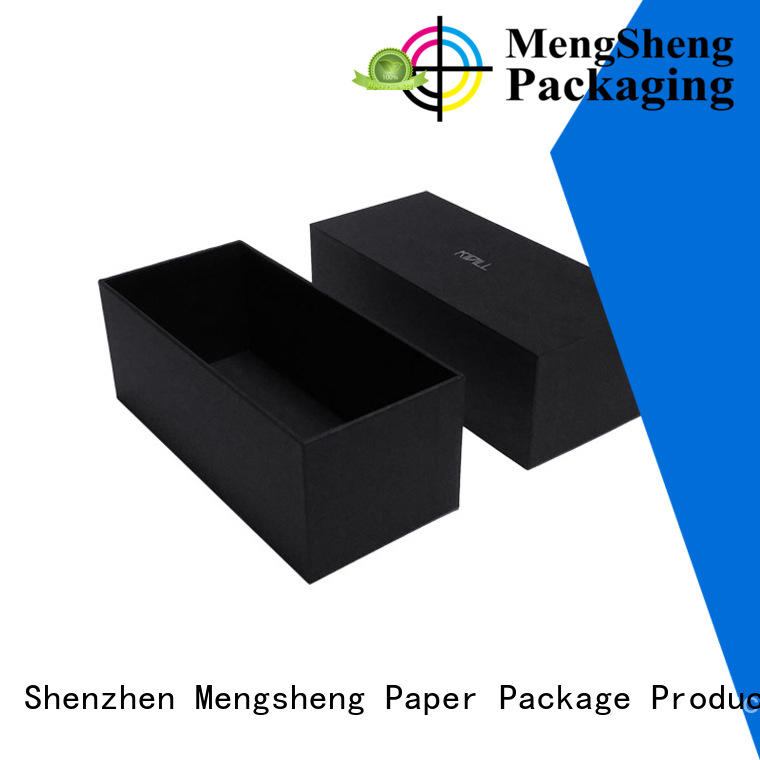Mengsheng magnetic closure small gift boxes clothing shipping