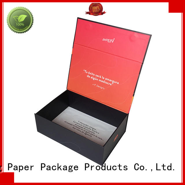 new magnetic box with ribbon carton printed for fruit packaging Mengsheng