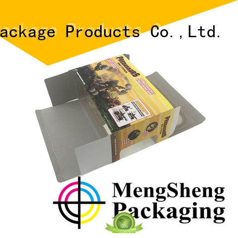Mengsheng convenient extra large gift boxes folding design with lid