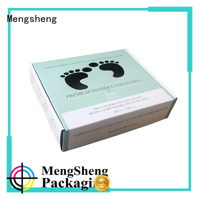 various shapes empty gift boxes eco-friendly folding design for fruit packaging