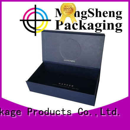 Mengsheng magnetic closure personalised box sturdy at discount