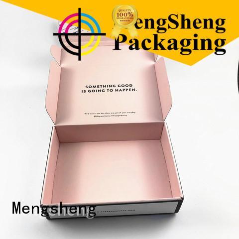 shipping custom shipping boxes corrugated clothing packing eco friendly