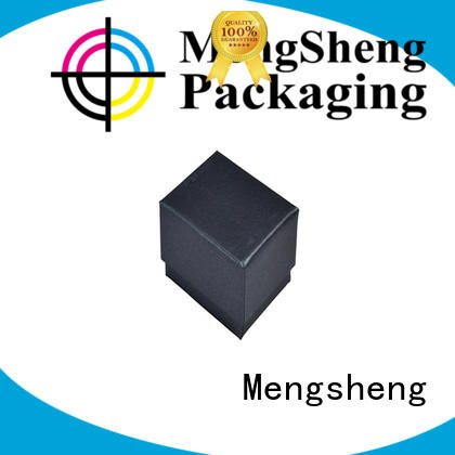 Mengsheng imprinted cardboard gift boxes removable