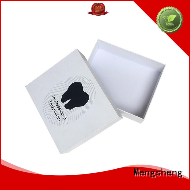 Mengsheng durable candy gift box free sample for sale