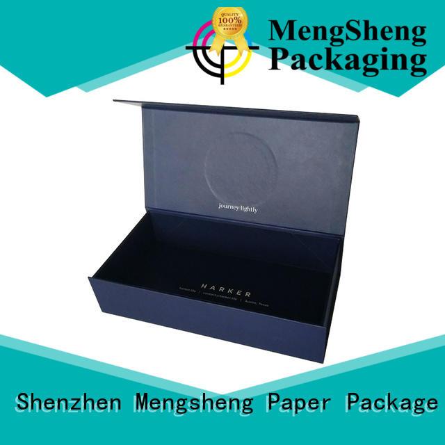 Mengsheng multifunctional folding card box for florist