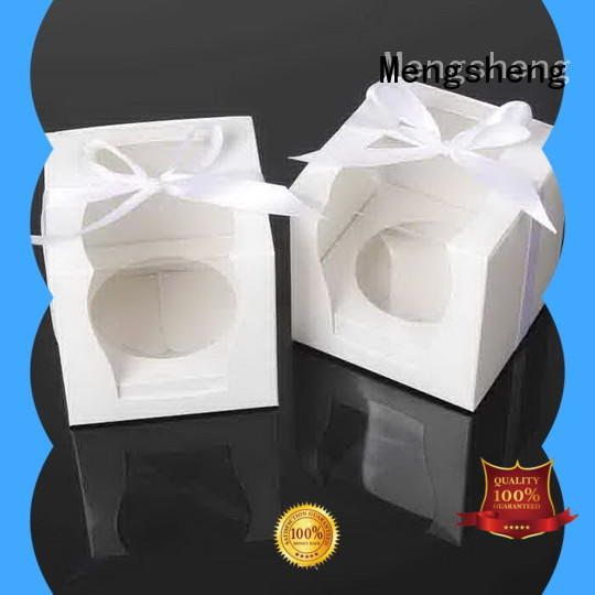 away cupcake boxes wholesale customized top brand Mengsheng