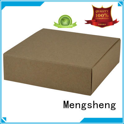 Mengsheng magnetic closure small gift boxes kraft at discount