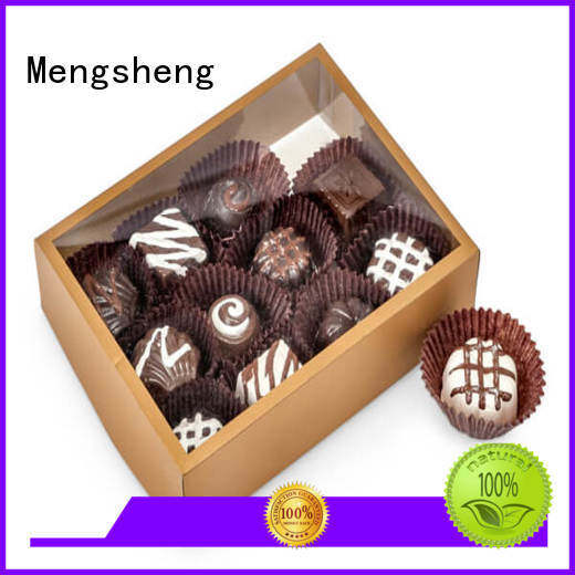 round tube luxury gift boxes with lids clothing shipping at discount Mengsheng